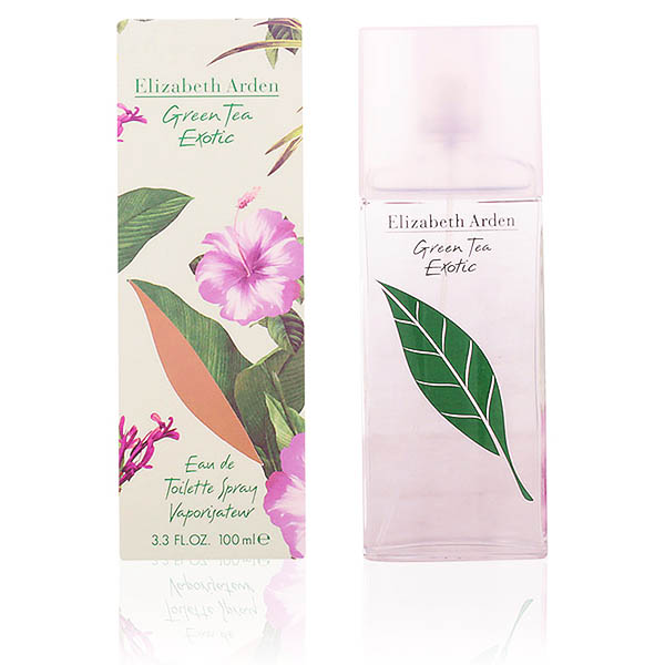 Perfume Mujer Green Tea Exotic Elizabeth Arden EDT
