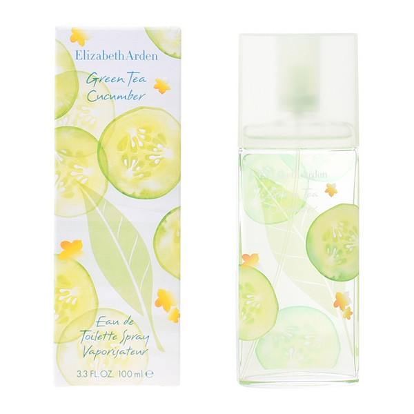 Perfume Mujer Green Tea Cucumber Elizabeth Arden EDT (100 ml)