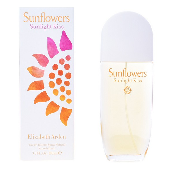 Perfume Mujer Sunflowers Sunlight Kiss Elizabeth Arden EDT (100 ml)