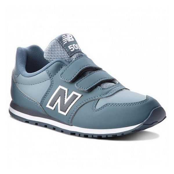 Zapatillas Casual Niño New Balance KV500GUY Azul