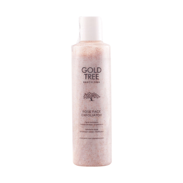 Exfoliante Facial Rose Gold Tree Barcelona
