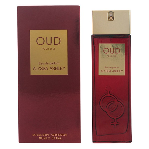 Perfume Mujer Oud Pour Elle Alyssa Ashley EDP