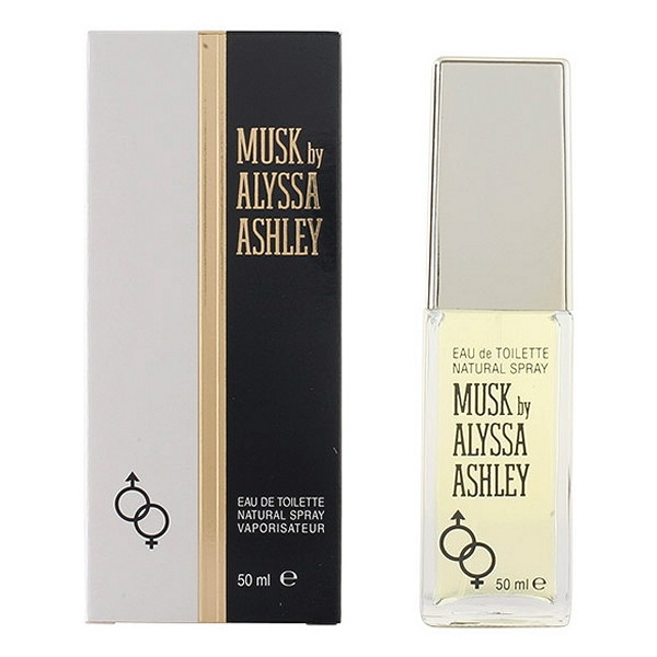 Perfume Mujer Musk Alyssa Ashley EDT