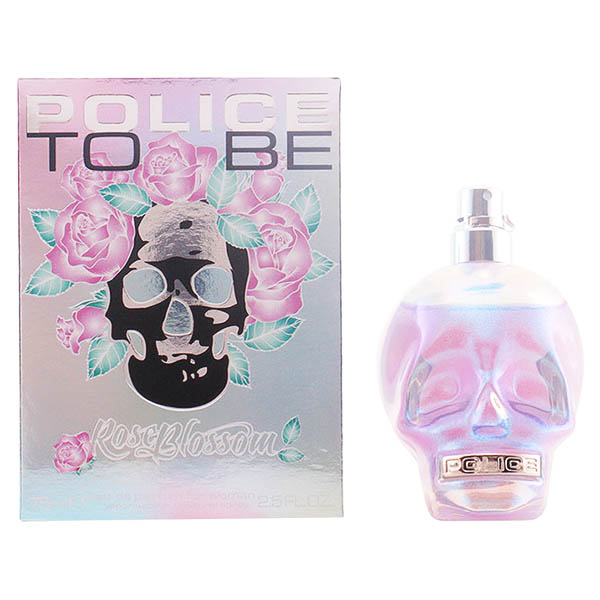 Perfume Mujer To Be Rose Blossom Police EDT