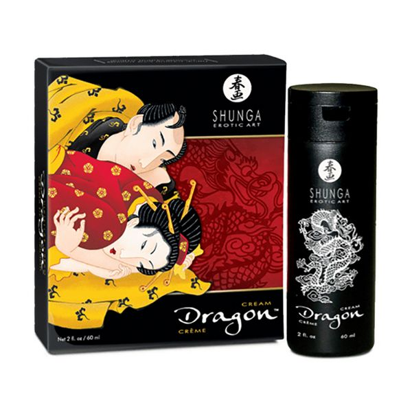 Crema Vigor Sexual Shunga 4958 (60 ml)