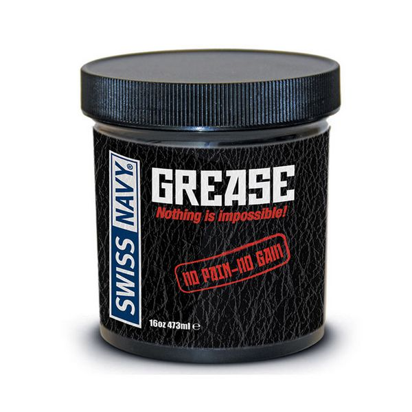 Lubricante de Aceite Grease Swiss Navy 08918 (473 ml)