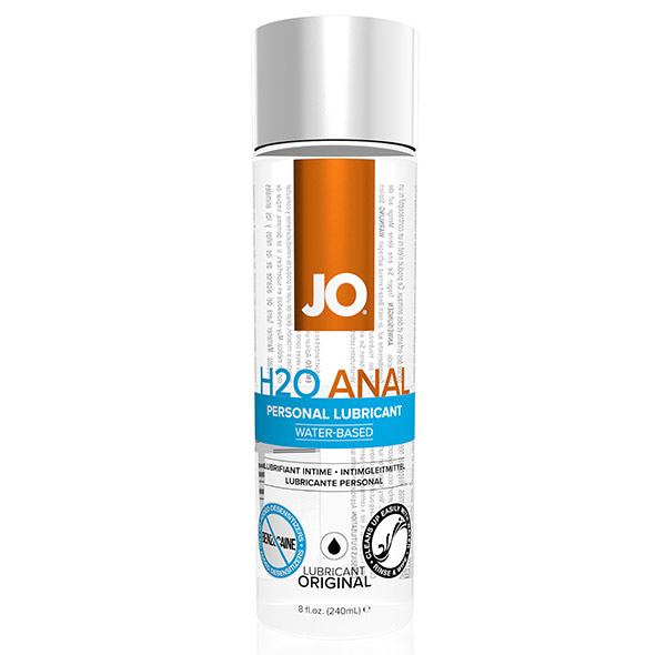 Lubricante Anal H2O (240 ml) System Jo VDL40108