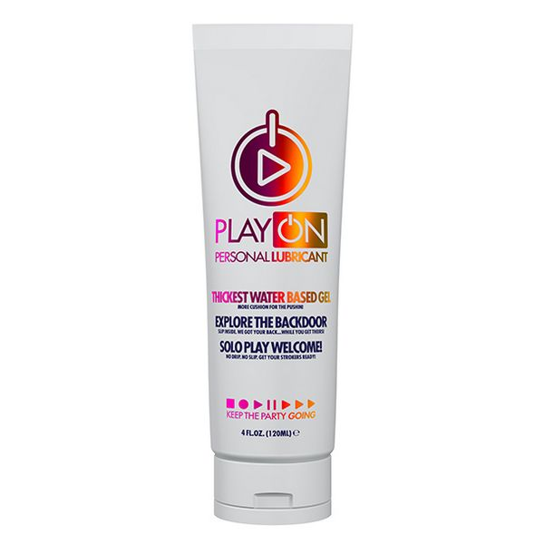 Gel Lubricante Con Base De Agua (120 ml) PlayOn 12220