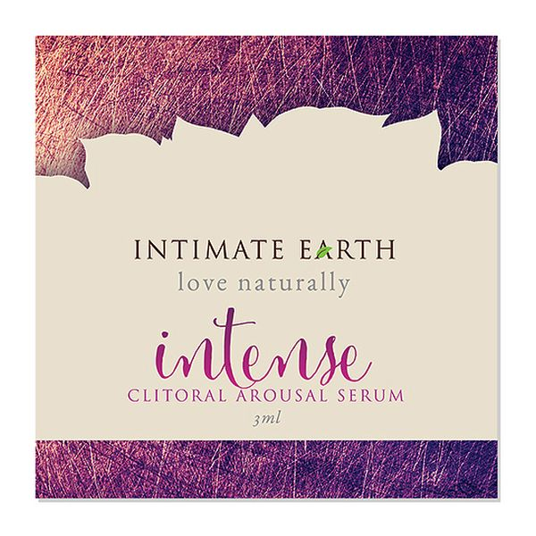Serum Intenso Para el Clítoris Arousal Foil 3 ml Intimate Earth 6486