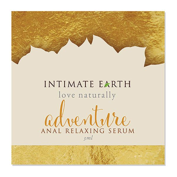 Serum Anal Relajante Aventura Foil 3 ml Intimate Earth 6493