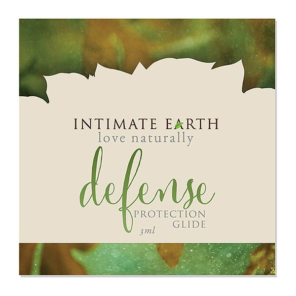 Lubricante Protector de Defensa Foil 3 ml Intimate Earth 6523