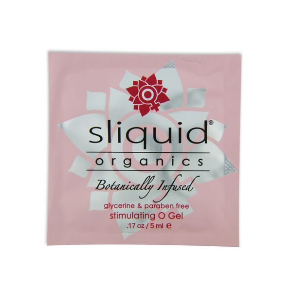 Almohadilla de Gel Organics (5 ml) Sliquid 2450