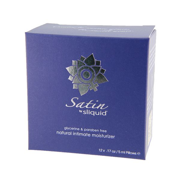 Lubricante Satin (60 ml) Sliquid 9039