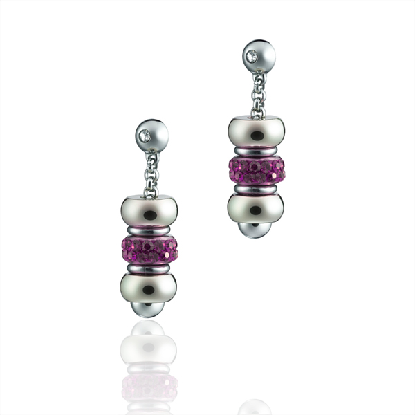 Pendientes Mujer Time Force TS5137PX