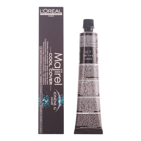Tinte Permanente Cool-cover Blond L'Oreal Expert Professionnel