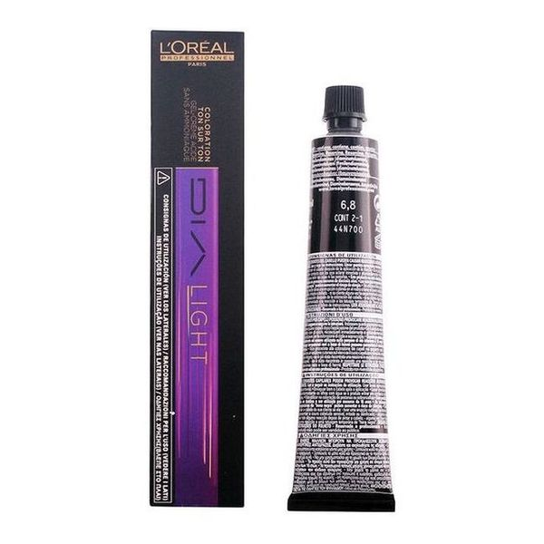 Tinte sin Amoniaco Dia Light Mocha L'Oreal Expert Professionnel (50 ml)