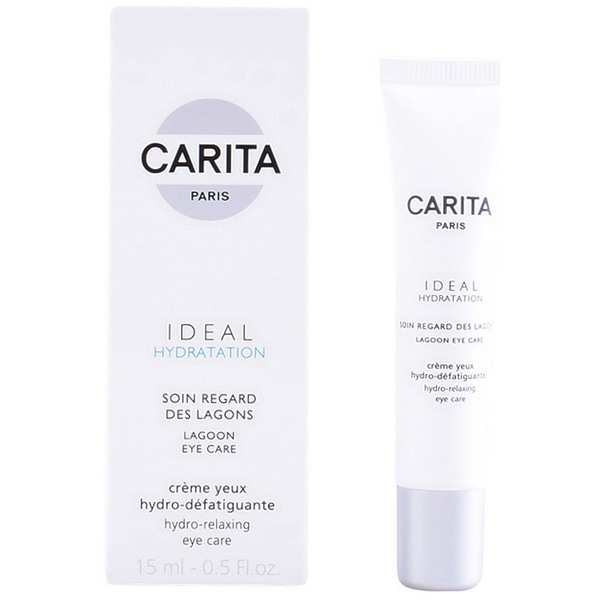 Crema para el Contorno de Ojos Ideal Hydratation Carita (15 ml)