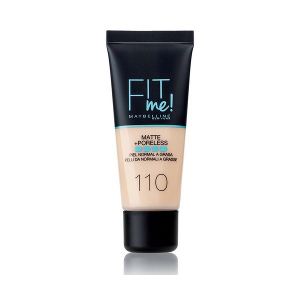 Base de Maquillaje Fluida Fit Me Maybelline