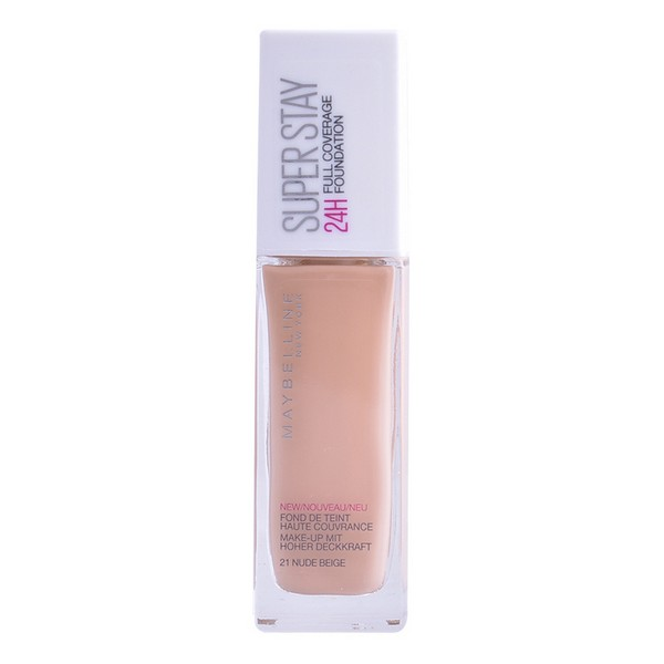 Base de Maquillaje Fluida Superstay Maybelline