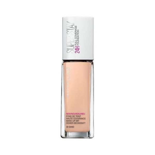 Base de Maquillaje Fluida Superstay Maybelline (30 ml)