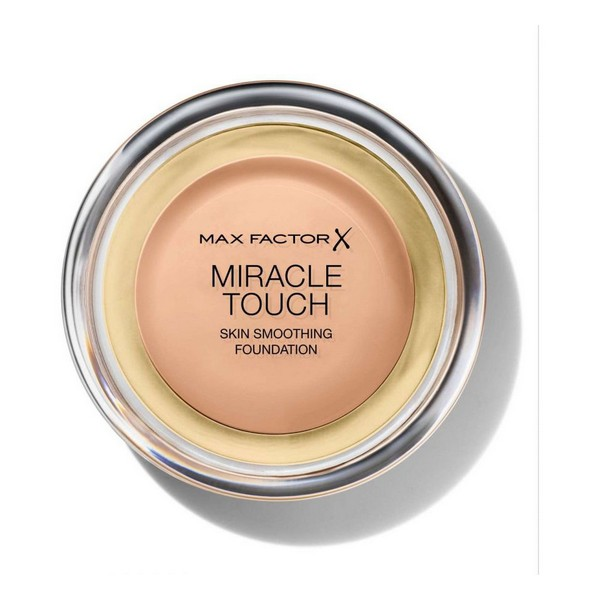 Base de Maquillaje Fluida Miracle Touch Max Factor