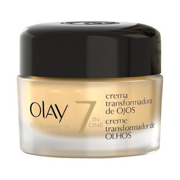 Crema Antiedad para el Contorno de Ojos Total Effects Olay (15 ml)