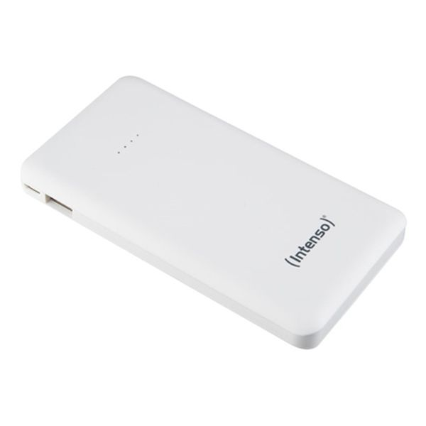 Power Bank INTENSO 7332532 10000 mAh Blanco