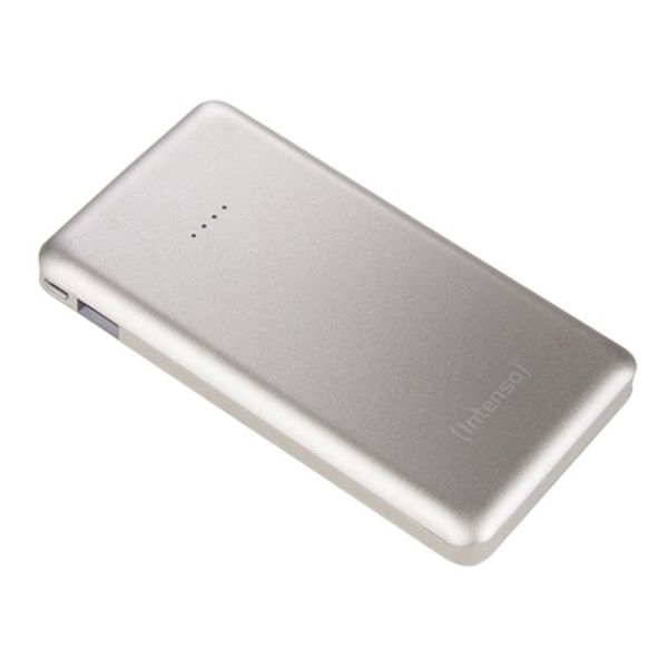 Power Bank INTENSO 7332531 10000 mAh Plata