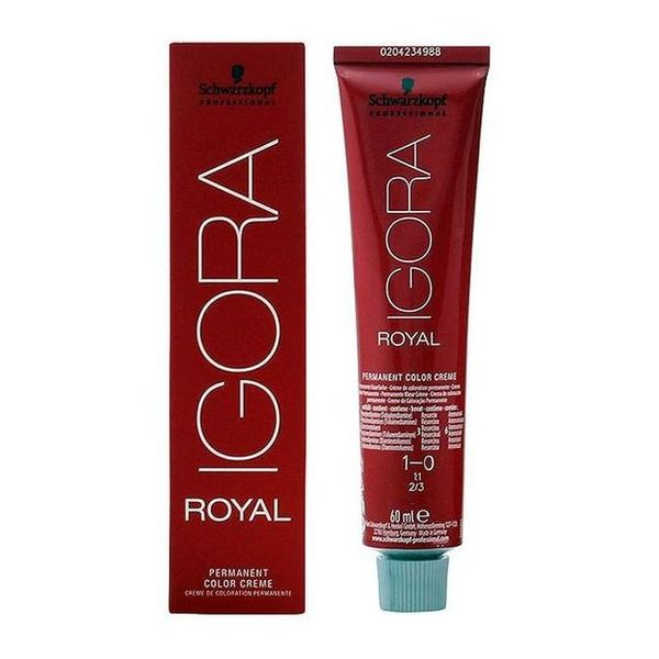 Tinte Permanente Igora Royal Schwarzkopf (60 ml)
