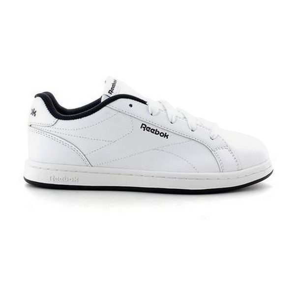 Zapatillas Casual Niño Reebok Royal Complete CLN Blanco