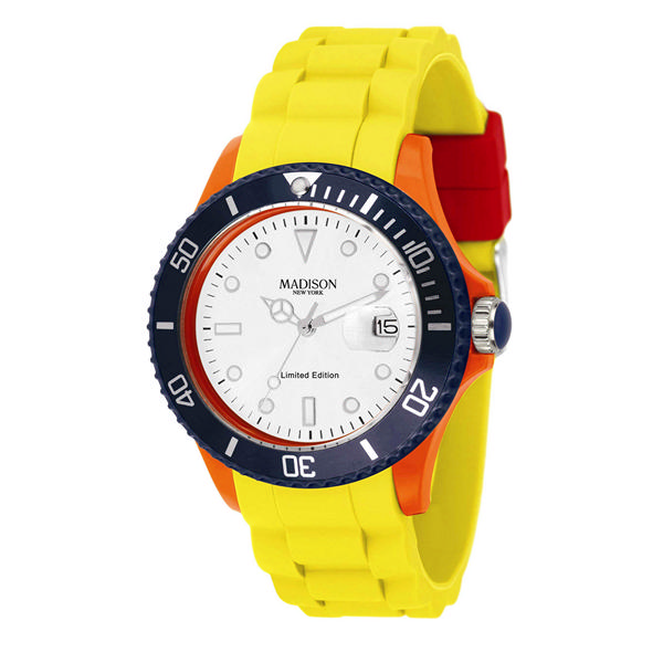 Reloj Unisex Madison U4484C (40 mm)