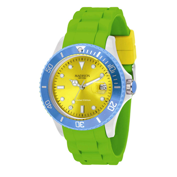 Reloj Unisex Madison U4484G (40 mm)