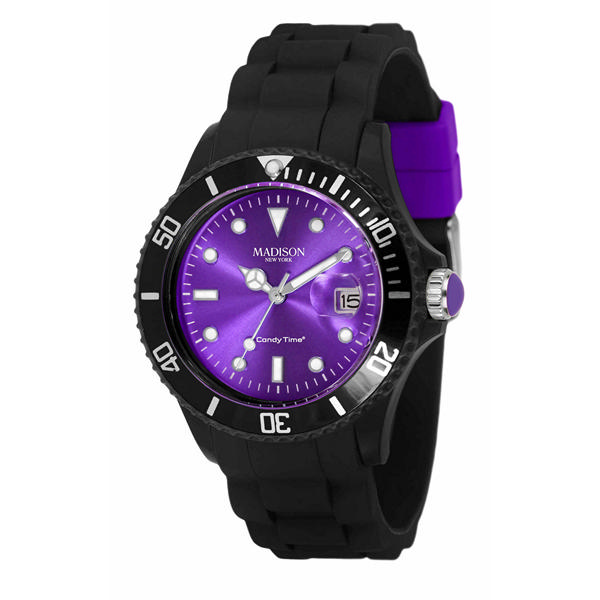 Reloj Unisex Madison U4486-01 (40 mm)
