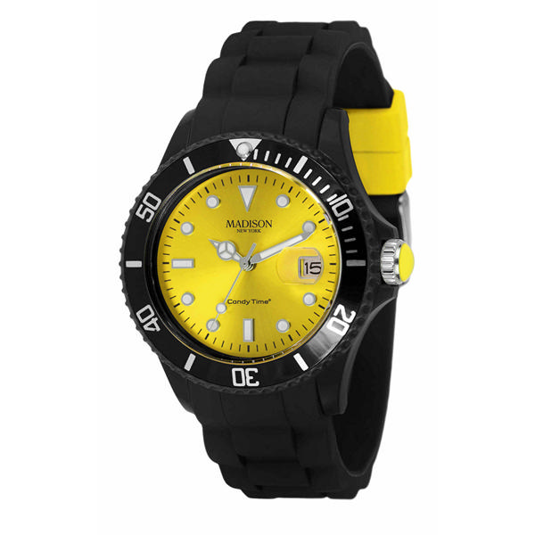 Reloj Unisex Madison U4486-02 (40 mm)