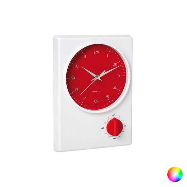 Reloj de Pared con Temporizador 1 h 144290