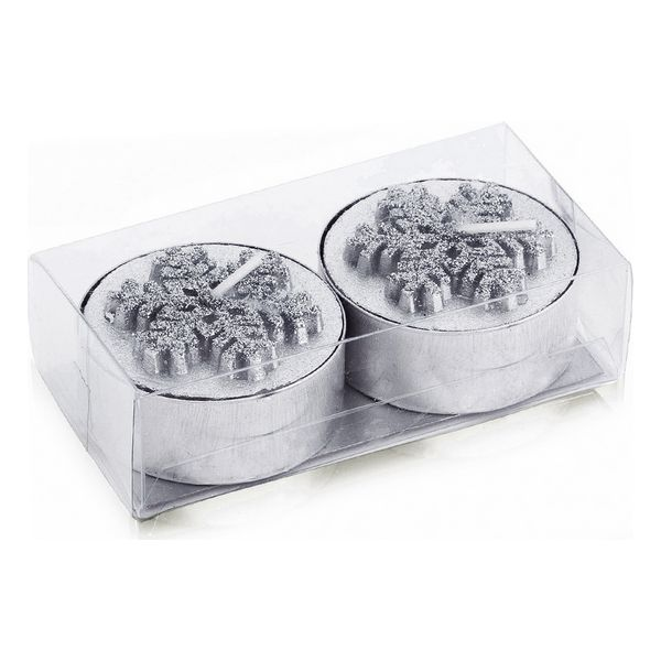 Set de Velas (2 pcs) Metalizado 143181