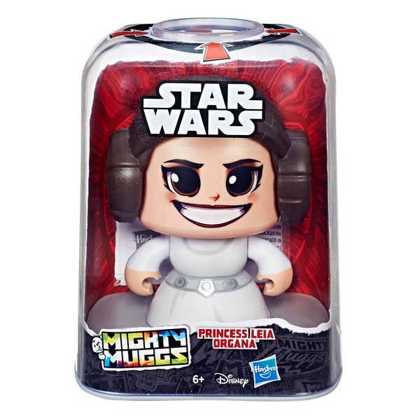 Mighty Muggs Star Wars - Leia Hasbro