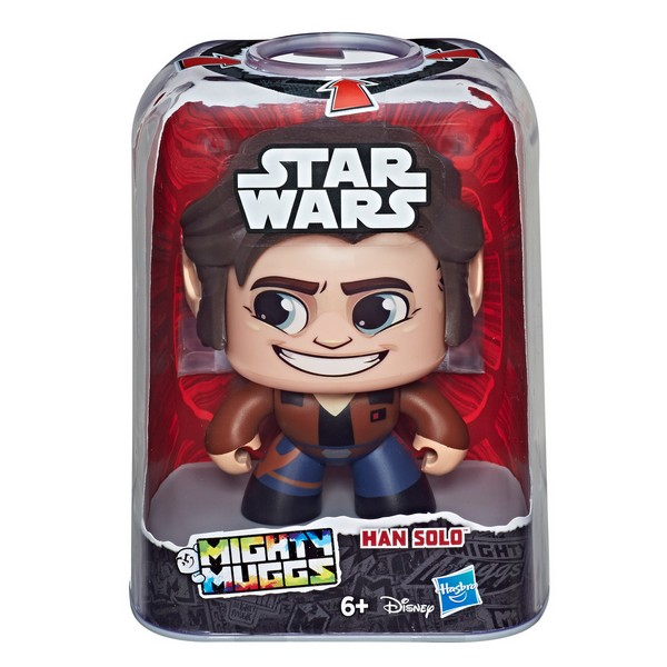 Mighty Muggs Star Wars - Han Solo Hasbro
