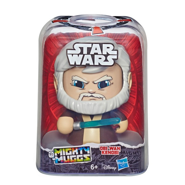 Mighty Muggs Star Wars - Obi Wan Hasbro