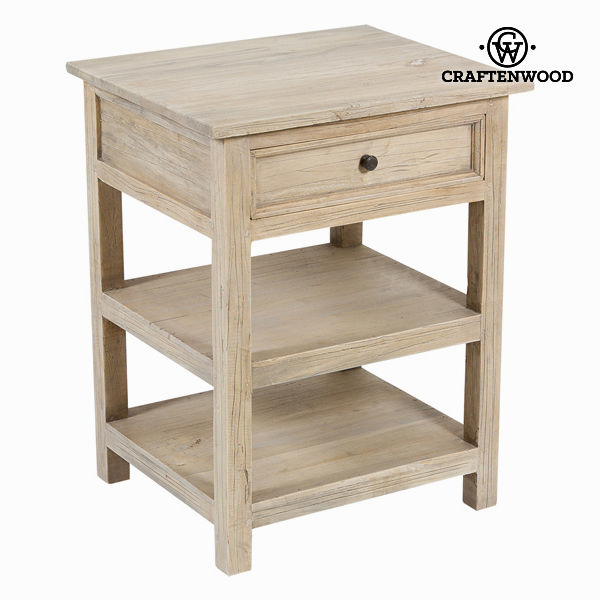 Mesa Auxiliar Madera de mindi (69 x 54 x 46 cm) - Colección Pure Life by Craftenwood