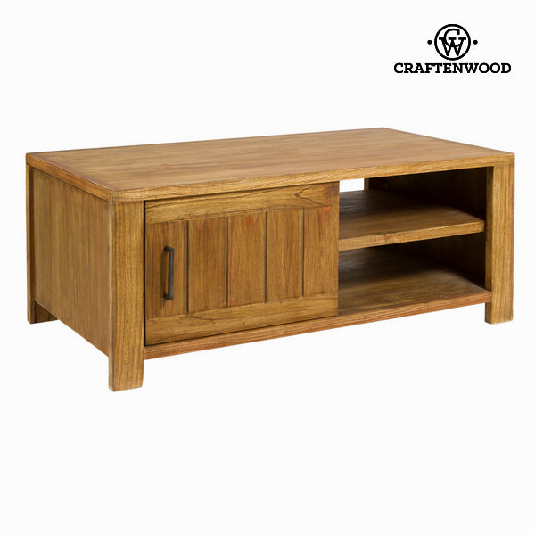 Mesa TV Madera de mindi (110 x 60 x 45 cm) - Colección Square by Craftenwood