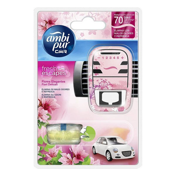 Ambientador para Coche For Her Ambi Pur (7 ml)