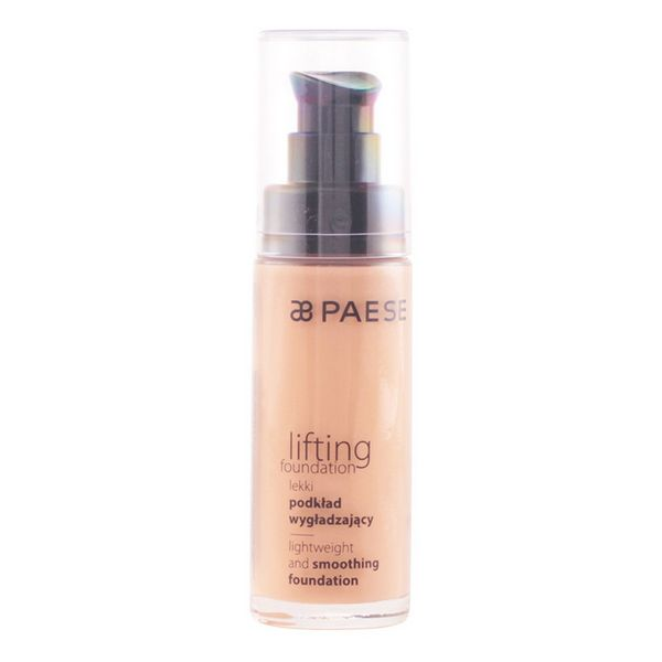 Maquillaje Fluido Lifting Foundation Paese (30 ml)