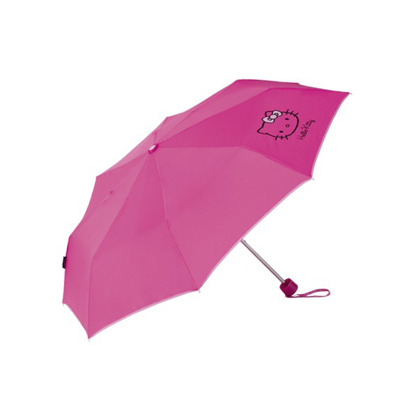 Paraguas Plegable Hello Kitty (Ø 98 cm) 147147