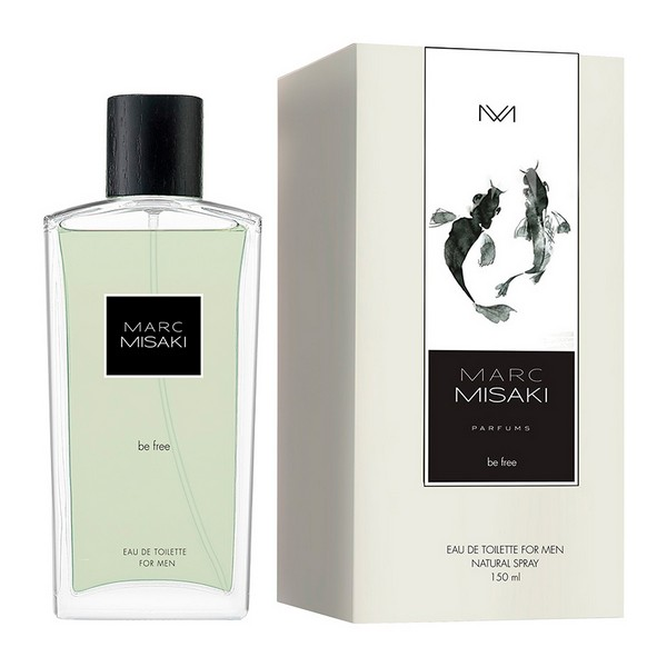 Perfume Hombre Marc Misaki Man Be Free Instituto Español EDT (150 ml)