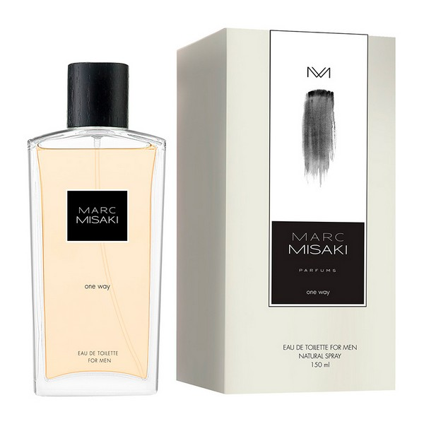 Perfume Hombre Marc Misaki Man One Way Instituto Español EDT (150 ml)