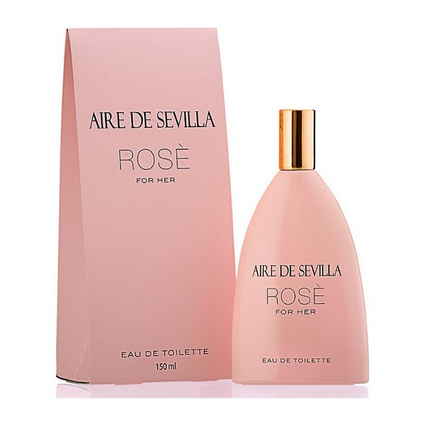 Perfume Mujer Rose Aire Sevilla EDT