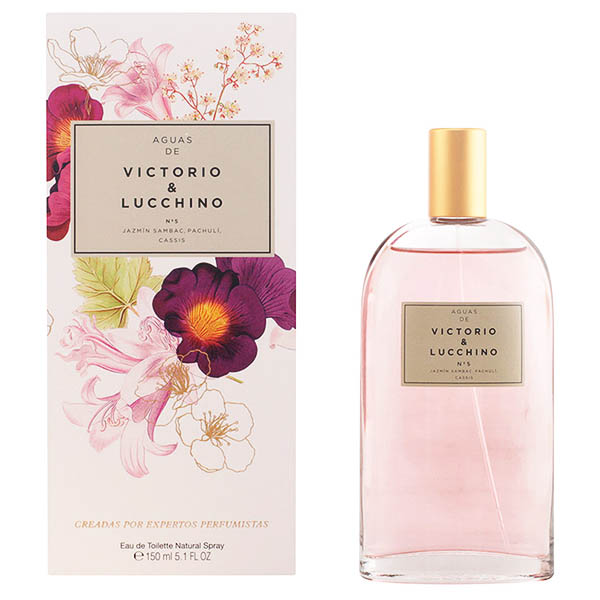 Perfume Mujer V&l Agua Nº 5 Victorio & Lucchino EDT