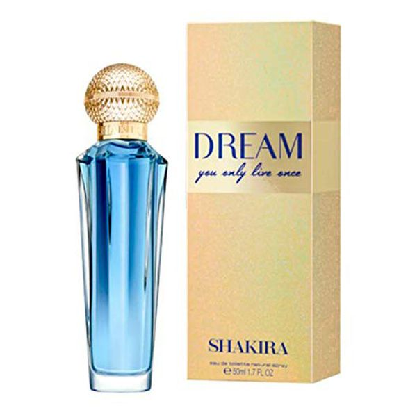 Perfume Mujer Dream Shakira EDT (50 ml)