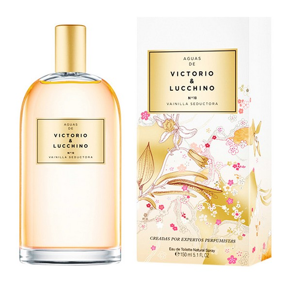 Perfume Mujer Aguas Nº 10 Victorio & Lucchino EDT (150 ml)